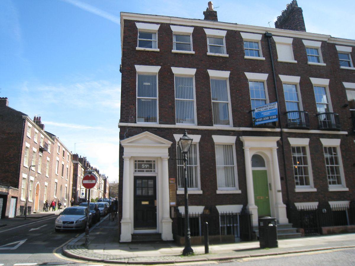 51a Rodney Street, Liverpool, L1 9HE