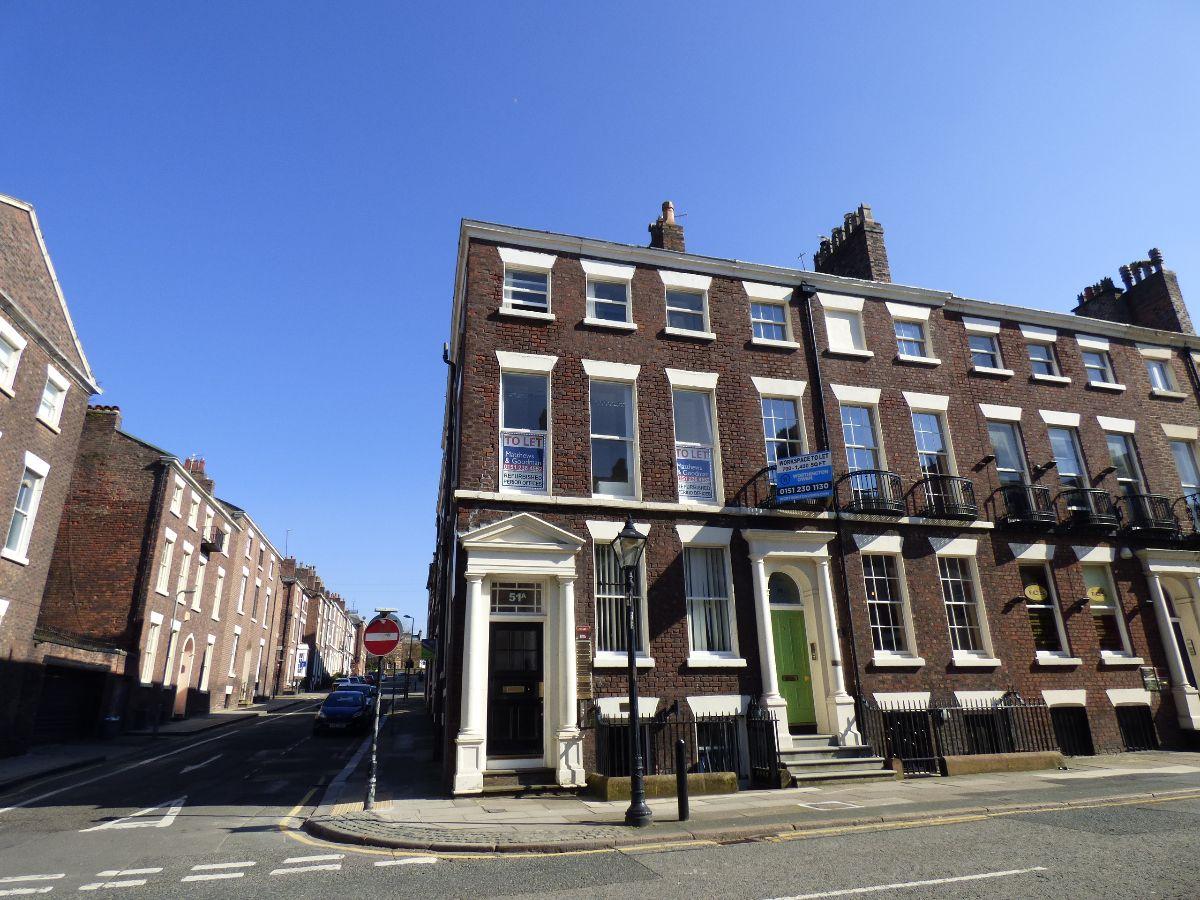 Rodney Street, Liverpool, L1 9ER