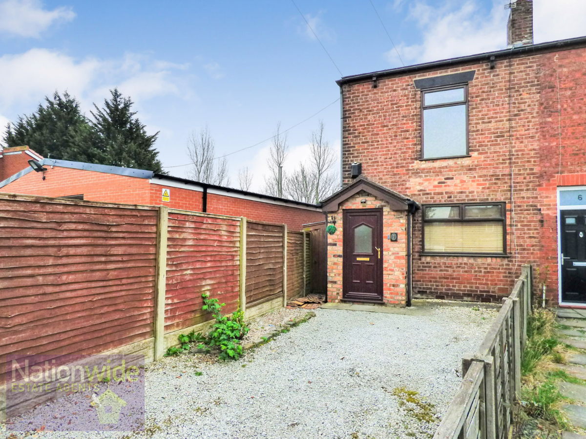 Unsworth Terrace, Hindley, Wigan