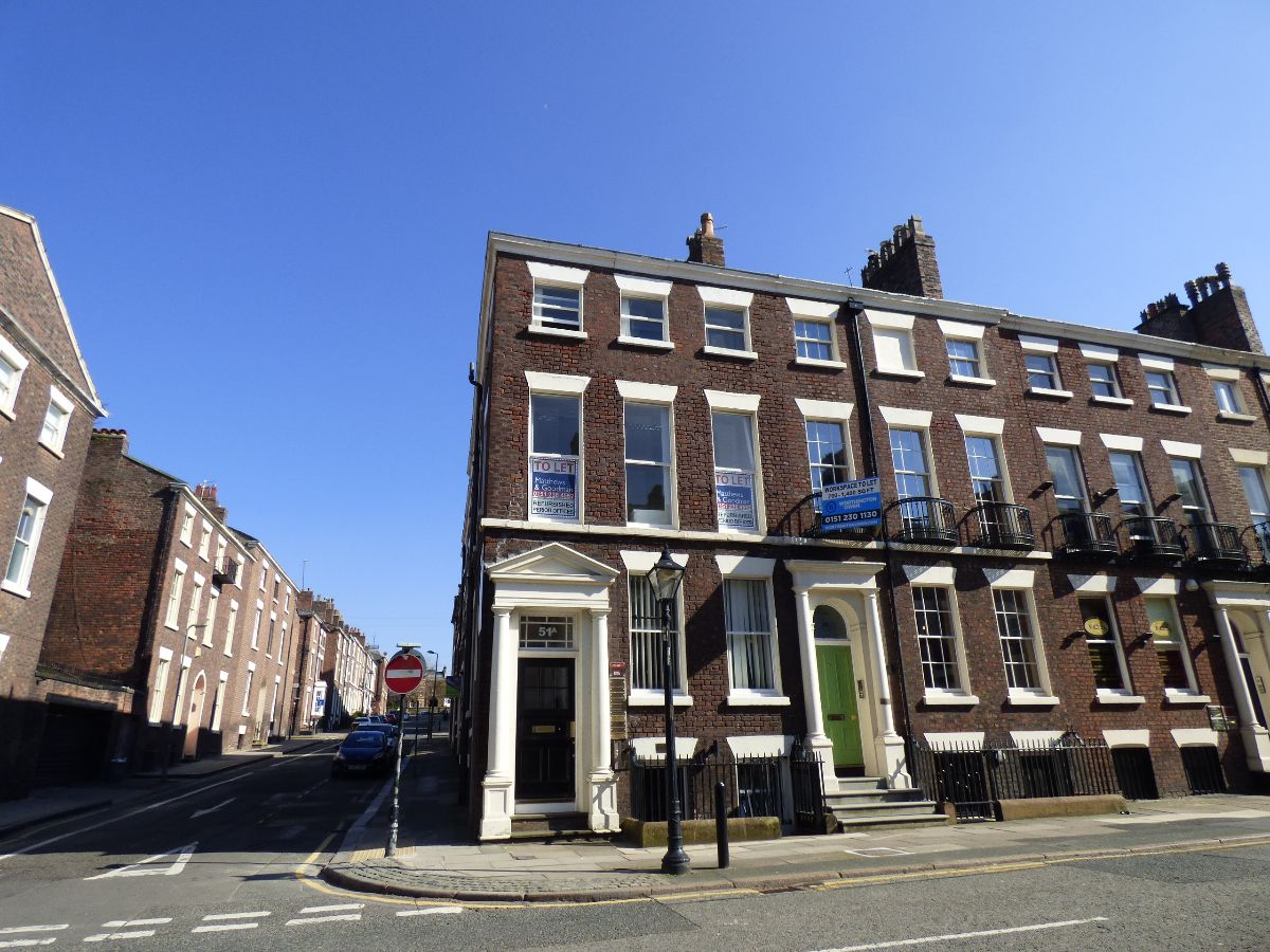 First Floor Office, 51a Rodney Street, Liverpool, L1 9ER