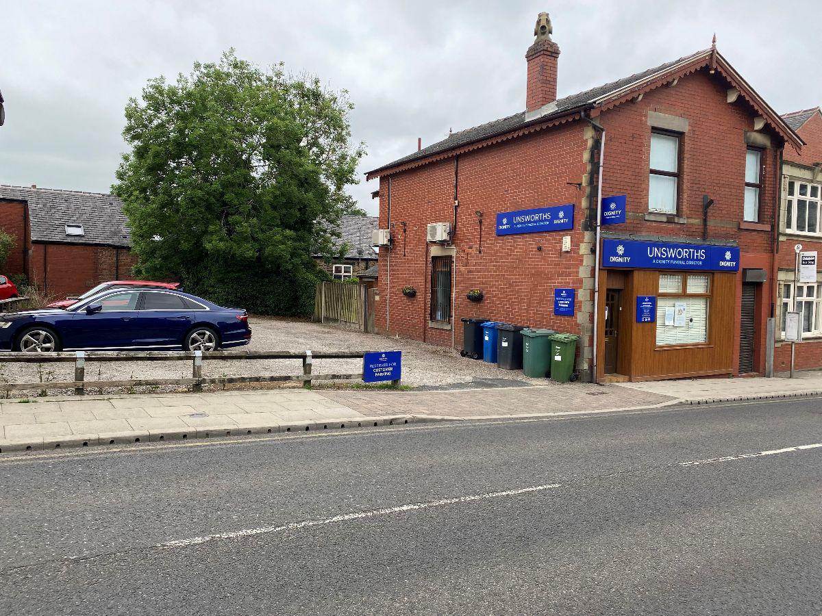 Market Street, Tottington, Bury